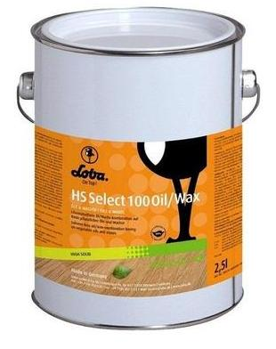 Масло LOBASOL HS Select 100Oil/Wax